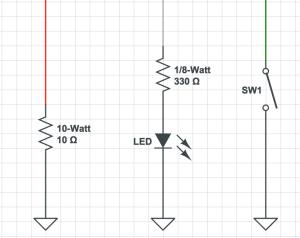 External Components Diagram